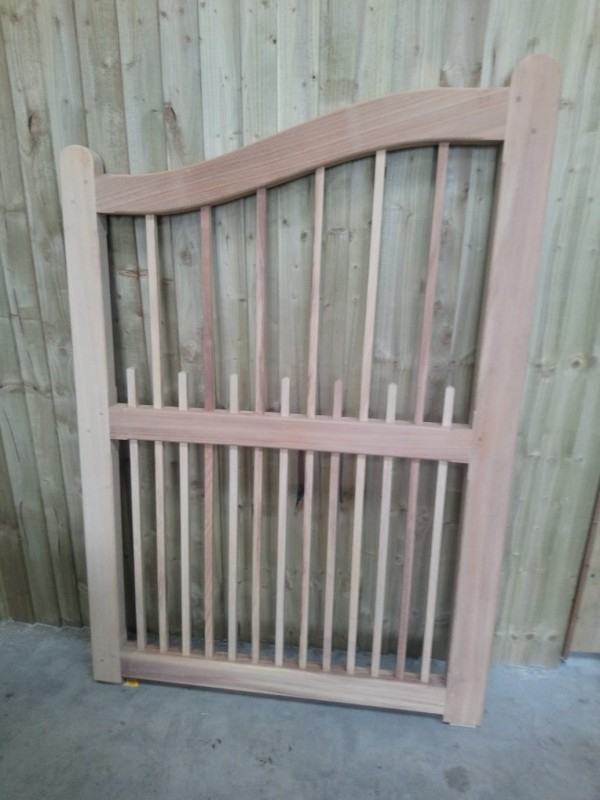 Bespoke Quality Handmade Gates Doors And Timber Office